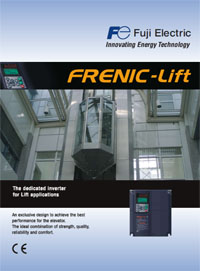 Каталог Fuji Electric FRENIC Lift LM1